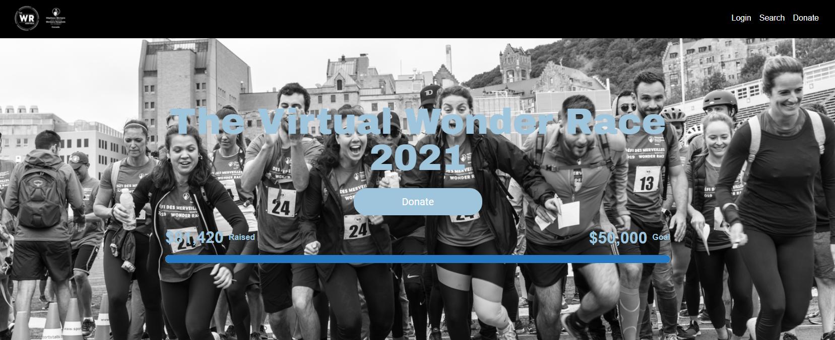 The Virtual Wonder Race 2021 6-21-2021 2-09-11 PM