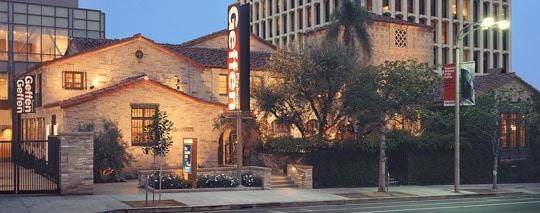 The Geffen Playhouse, photo credit: UCLA