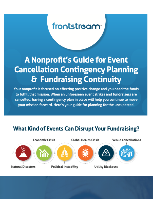 Infographic: Event Cancellation Contingency Planning