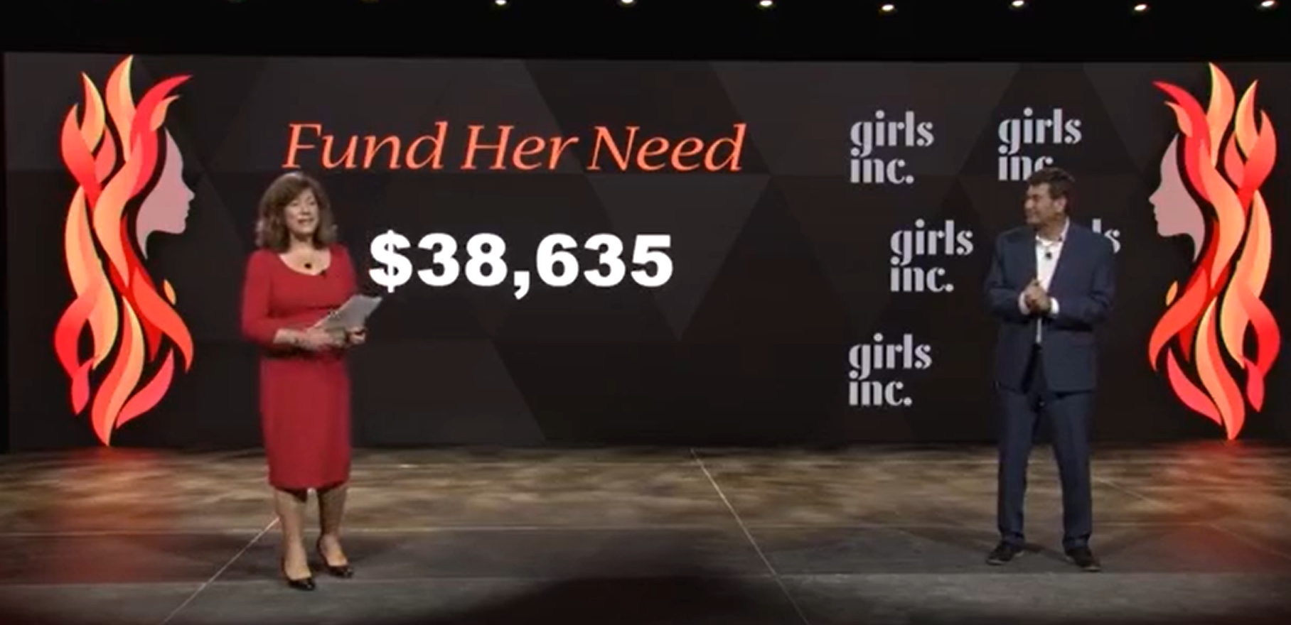 Girls inc fund her need