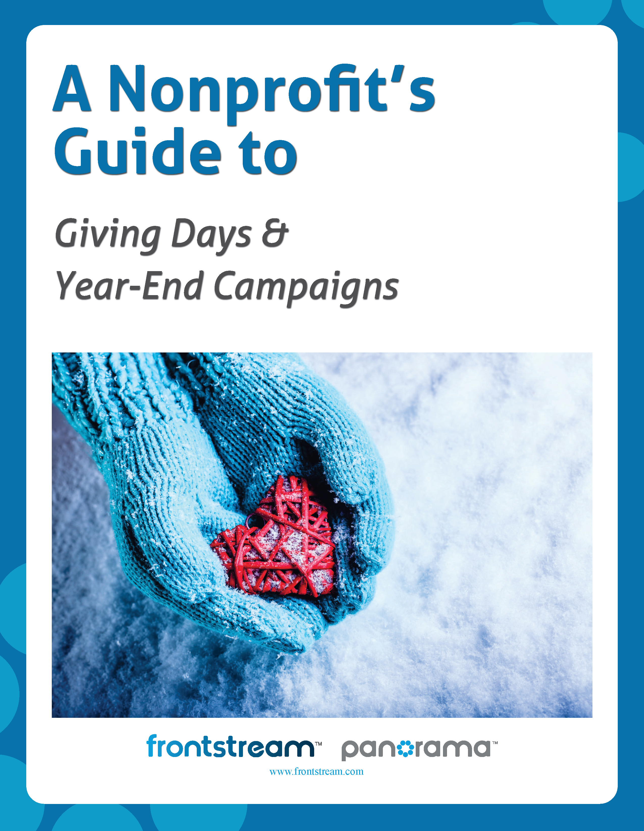 Nonprofits Guide to Giving Days